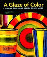 Book cover: A Glaze With Color