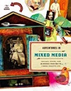 Book cover: Adventures In Mixed Media