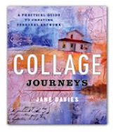 Book cover: Collage Journeys