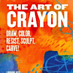 Book cover: The Art of Crayon