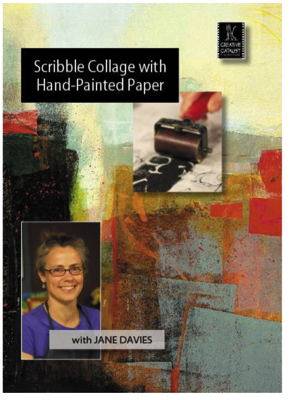 DVD book cover by Jane Davies