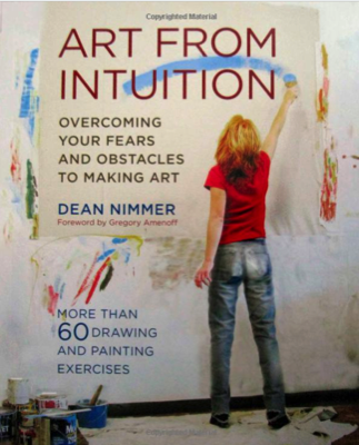 Art from Intuition book cover