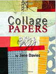cover of Jane's book on Collage Papers